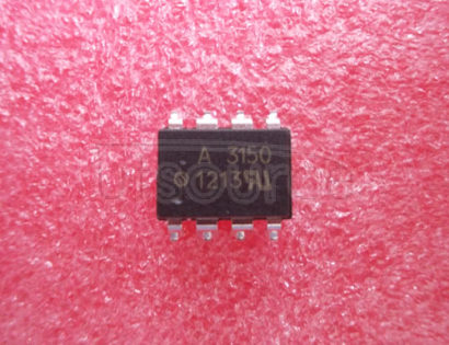 HCPL3150 0.5 Amp Output Current IGBT Gate Drive Optocoupler