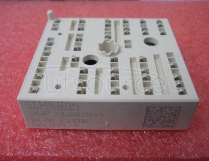 SKIIP23NAB126V1 3-phase   bridge   rectifier  +  brake   chopper  +  3-phase   bridge   inverter