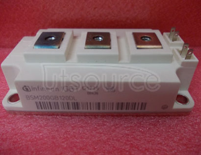 BSM200GB120DL IGBT Power Module Low Loss IGBT Low inductance halfbridge Including fast free- wheeling diodes