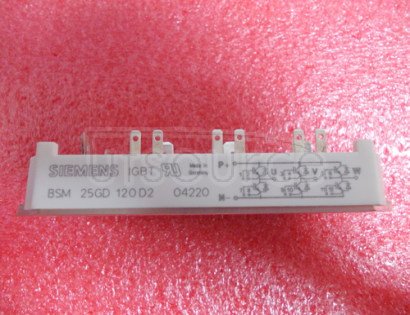 BSM25GD120D2 IGBT Power Module Power module 3-phase full-bridge Including fast free-wheel diodes