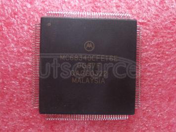 MC68340CFE16E