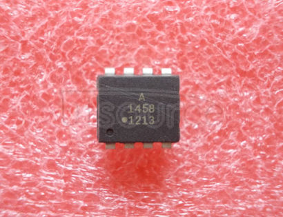 HCPL-1458 Hermetically   Sealed,   Low   IF,   Wide   VCC,   High   Gain   Optocouplers