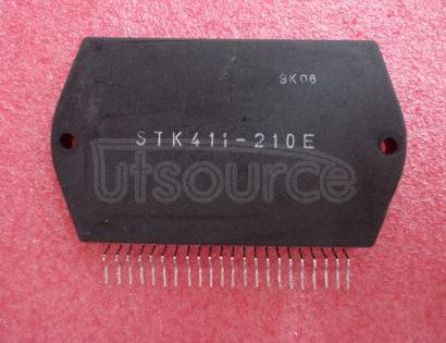STK411-210E