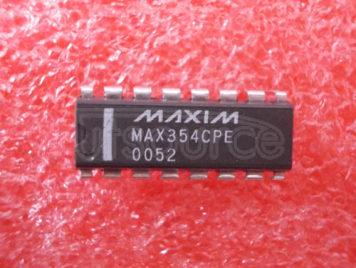 MAX354CPE
