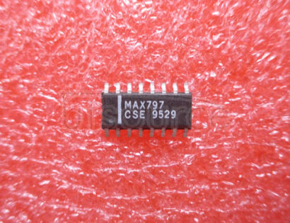 MAX797CSE Octal Bus Transceivers With 3-State Outputs 20-CFP -55 to 125