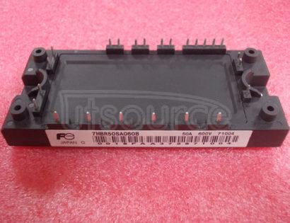 7MBR50SA060B IGBT600V/50A/PIM