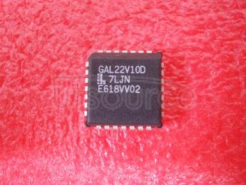 GAL22V10D-7LJN