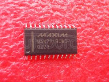 MAX7219CWG