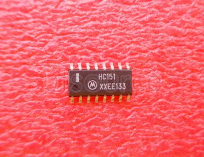 74HC151 8-Input Data Selector/Multiplexer