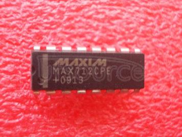 MAX712CPE