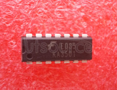 KA3501 PC SMPS Supervisory IC<br/> <br/> No of Pins: 14<br/> Container: Rail