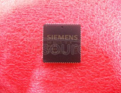 SAB80C535-16-N 8-Bit   CMOS   Single-Chip   Microcontroller