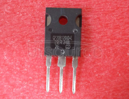 IRGP20B120UD-EP insulated gate bipolar transistor with ultrafast soft recovery didoe