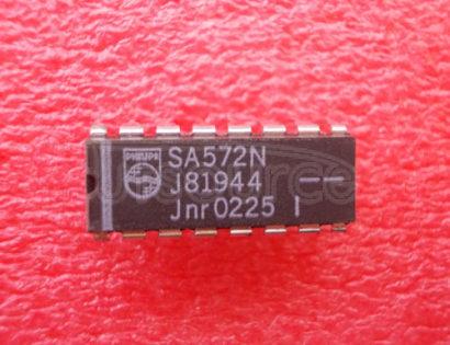 SA572N Programmable   analog   compandor