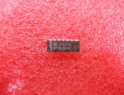 DM74LS26N Quad 2-Input NAND Gate