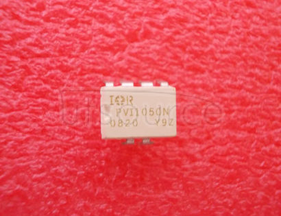 PVI1050N Photovoltaic Isolator Single and Dual Channel 5-10 Volt Output
