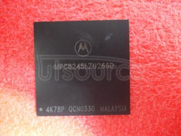 MPC8245LZU266D