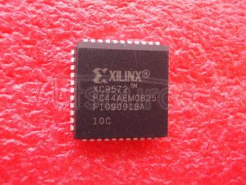 XC9572PC44-10C