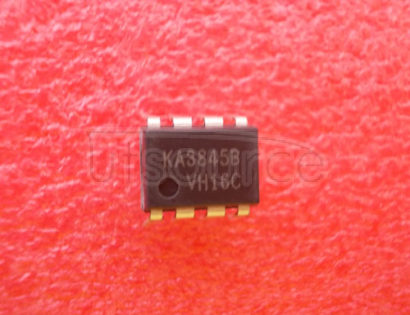 KA3845B SMPS Controller; Package: DIP; No of Pins: 8; Container: Rail