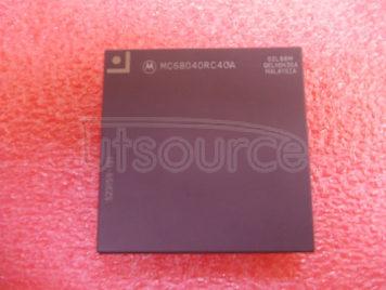 MC68040RC40A