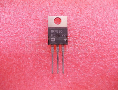 IRF830 POWER MOSFET