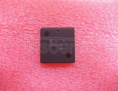 HD63B03YCP 8-Bit Microcontroller