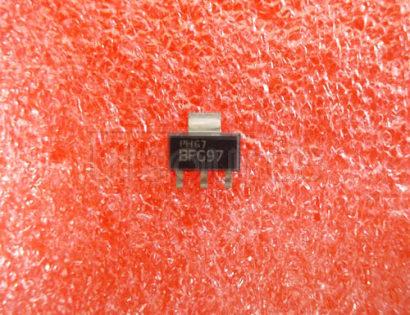 BFG97 NPN 5GHz wideband transistorNPN 5G