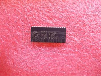 CY7C1049B-20VC