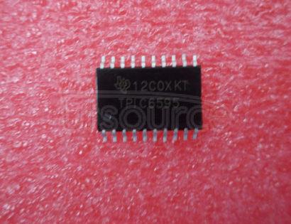TPIC6595 8-Bit Shift Register8