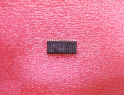 TDA8809T Radial error signal processor for compact disc players