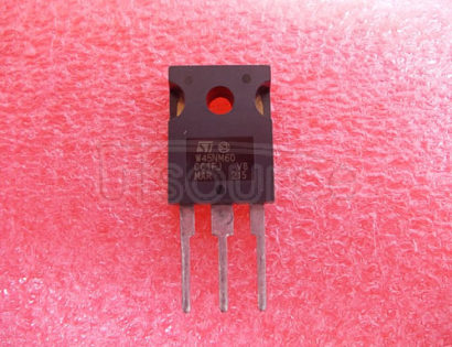 W45NM60 N-CHANNEL 600V - 0.09ohm - 45A TO-247 MDmes TM Power MOSFET