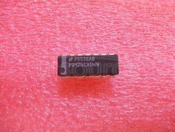 MM74C914N