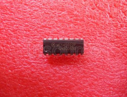 MC145027P Encoder and Decoder Pairs