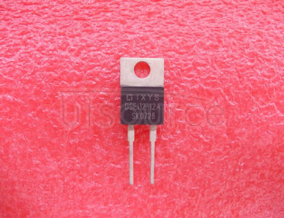 DSEI12-12A Fast Recovery Epitaxial Diode FRED