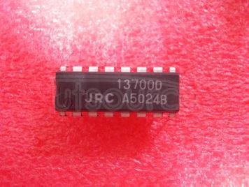 NJM13700D