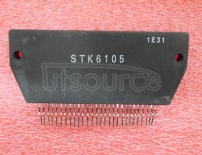STK6105 D C 3-Phase Brushless Motor Driver Output Current 5ADC 35A