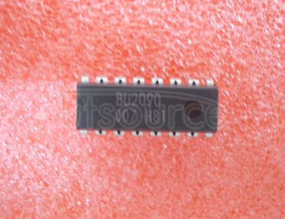 BU2090 12-bit Serial in, Parallel Out Driver IC12