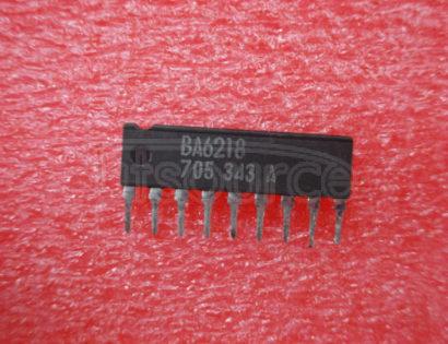 BA6218 Reversible Motor Driver