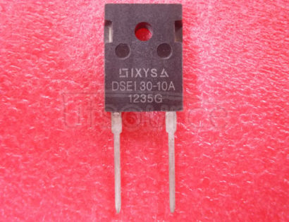 DSEI30-10A DIODE FRED 1000V 30A TO-247AD
