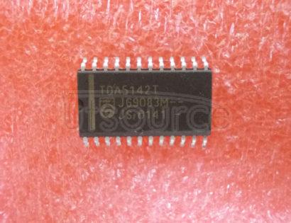 TDA5142T Brushless DC Motor Drive CircuitDC