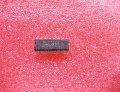 DG271CJ Low-Voltage,   Sub-Ohm,   SPDT   Analog   Switch