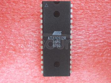 AT27C512R-15PC