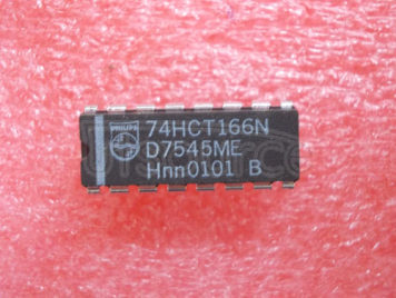74HCT166N
