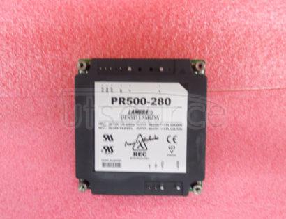 PR500-280 Rectifier module 500W