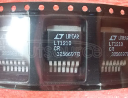 LT1210CR 1.1A, 35MHz Current Feedback Amplifier