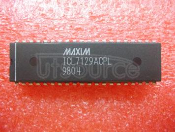 ICL7129ACPL