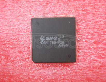 HD6417604F28 32-bit RISC reduced instruction set computer microcomputers