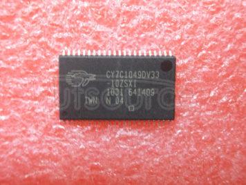 CY7C1049DV33-10ZSXI