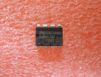 AD811ANZ High Performance Video Op Amp<br/> Package: PDIP<br/> No of Pins: 8<br/> Temperature Range: Industrial