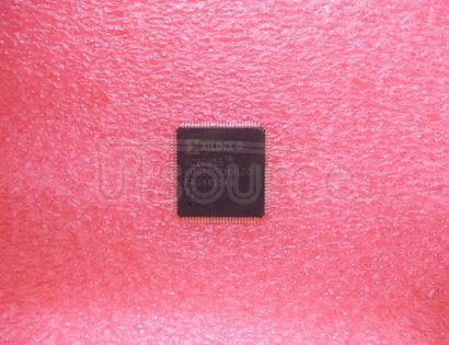 XC2C256-7VQ100I 256 MACROCELL 1.8V ZERO POWER ISP CPLD